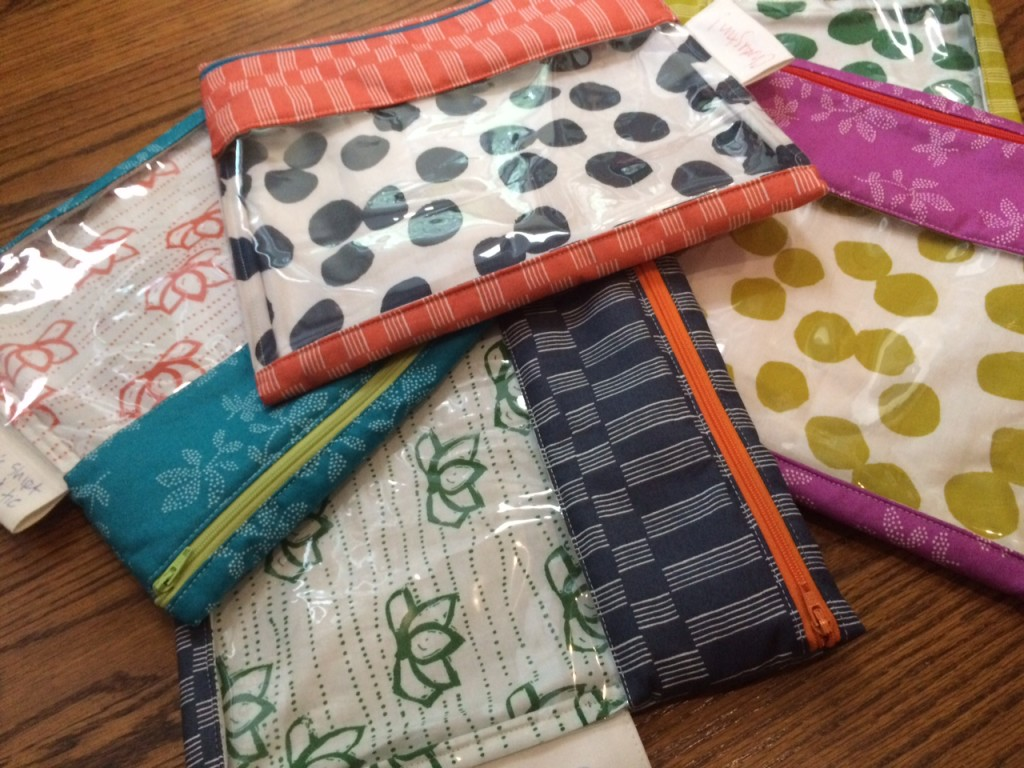 Lucky Project Bags Tutorial May Chappell