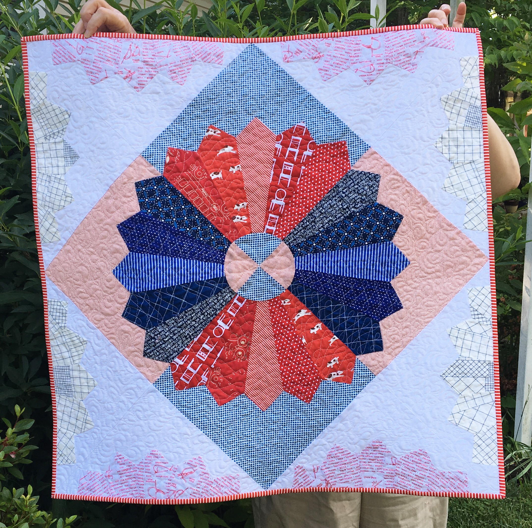 Quilts Of Valor May Chappell