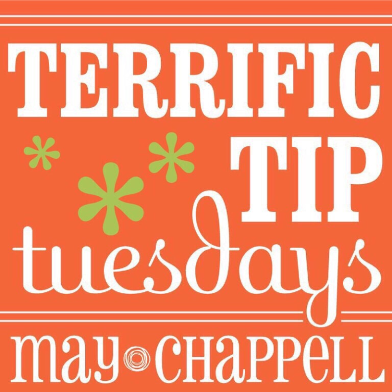 terrific tip tuesday may chappell